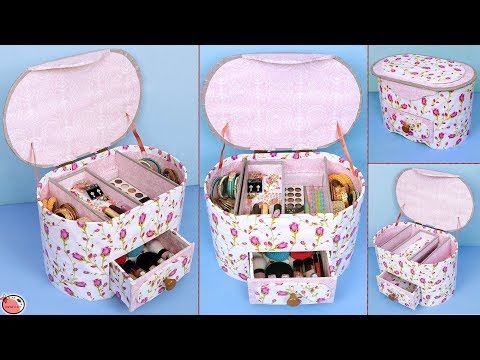 DIY - Jewelry Organizer !!! Multi Use DIY Room Organizer !!!