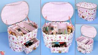 DIY - Jewelry Organizer !!! Multi Use DIY Room Organizer !!!