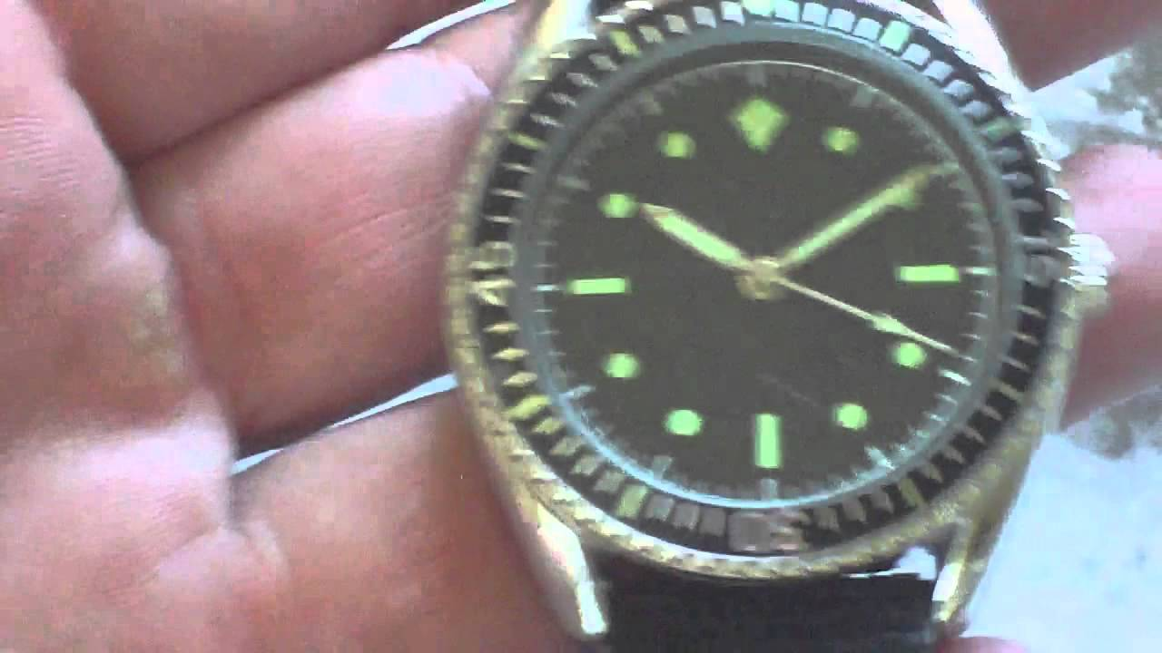 naval series bladebarrelbezel watch watches szanto review com field