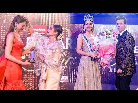 Filmfare Glamour And Style Awards 2017 Full Event | Deepika Padukone, Manushi Chhillar And Others