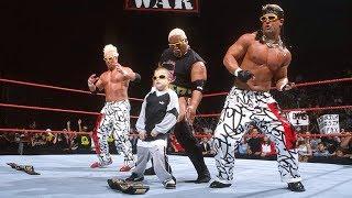 Too Cool vs. Edge & Christian - World Tag Team Championship Match, Raw: May 29, 2000