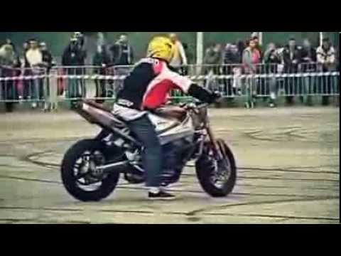 AKSI NAIK MOTOR PALING KEREN     video air joman