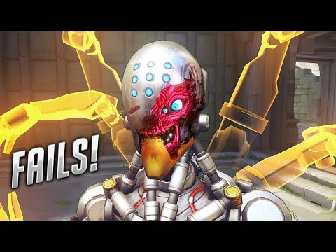 100 INSANE Overwatch FAILS
