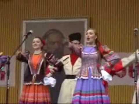 Поют Донские казаки : Видео на RuTube - – Смотреть