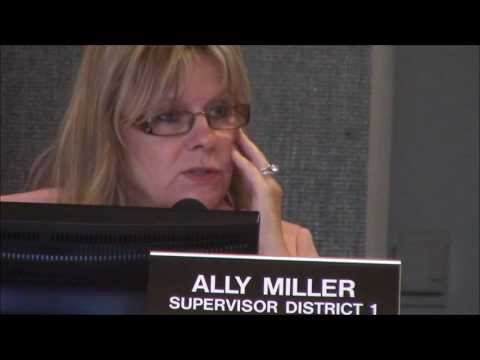 4.18.17 Miller Appalled: Supervisors Vote To Bail Out Chamber's American Airlines Deal