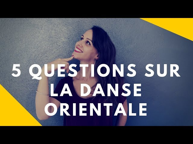 Madame Kahina - 5 questions sur la danse orientale #1