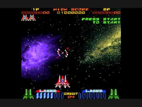 Galactic Attack - OST - Track 4