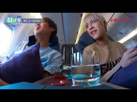 [Indo Sub] Wanna One - Wanna Travel Season 2 Ep.1 (Full)