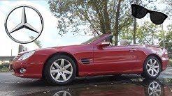 Mercedes SL 500 Test - Traumhafter Roadster mit V8! - Review Sound Drive