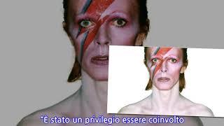 David Bowie, in unapp vita e musica