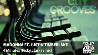 Madonna ft Justin Timberlake: 4 Minutes (Ricky Stark remix)