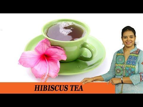 HIBISCUS TEA - Mrs Vahchef
