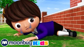 Accidents Happen - Boo Boo song | Cartoons and Kids Songs | Little Baby Bum Nursery Rhymes