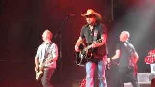Jason Aldean-Johnny Cash OKC 2/5/16