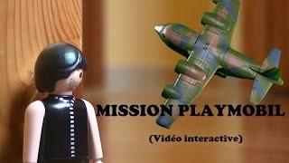 Mission Playmobil (vidéo interactive)