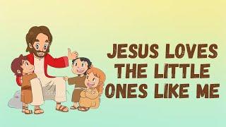 Jesus Loves the Little Ones Like Me ( Lyrics ) - HERITAGE KIDS