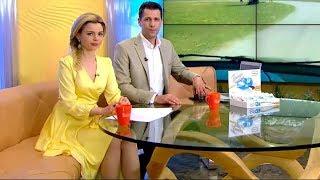 Елена Николаева Утро России  Эфир от 12.04.2017