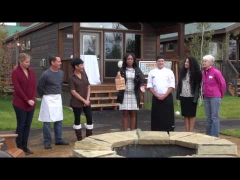 """Celebrity chefs battle it out at Yellowstone """"cabineering"""" cook-off - Delaware North"""