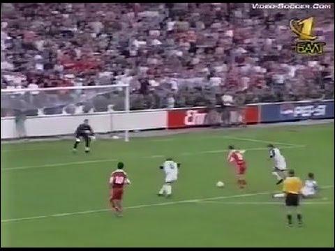 Сатурн (Раменское, Россия) - СПАРТАК 0:3, Чемпионат России - 1999