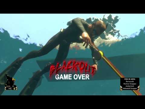 Freediving Hunter: Spearfishing The World - Xbox One Gameplay Footage