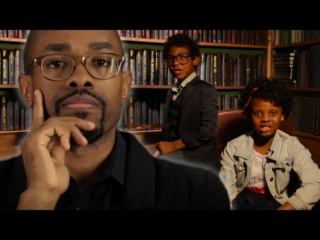 Kids Reenact Black Leaders