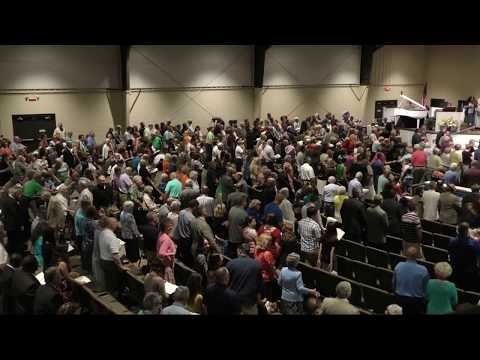 "2017 WV JUBILEE - Sunday PM #1 - Brian McBride - ""The Wind In The Wilderness"""