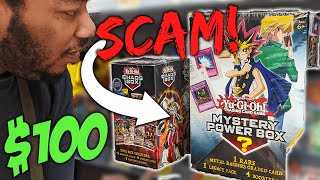 How We Lost $100 on a Yu-Gi-Oh Scam
