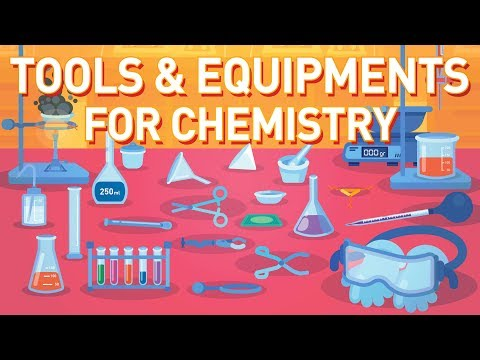 Lab Tools And Equipment - Know Your Glassware And Become An Expert Chemist! | Chemistry