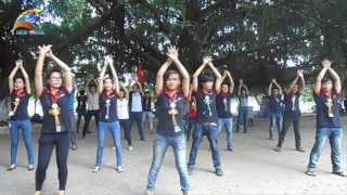 CLB New Wave | Dân vũ rửa tay (Levan Polkka - Full)