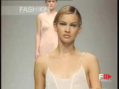 """Callaghan"" Spring Summer 1997 Milan 3 of 4 pret a porter woman by FashionChannel"