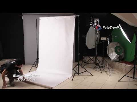 Виниловый фон для фотостудии
