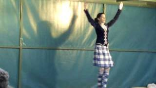 Scottish Dancing in the Highlands