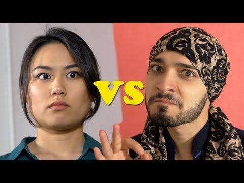 Arabs vs Asians (ft. AreWeFamousNow)