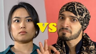 Arabs vs Asians (ft. AreWeFamousNow)