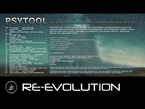 ॐ  Psy Progressive Trance RADIO MIX SPAIN Vol.2 ॐ