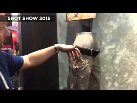 90e9572bea3 SHOT Show 2015 - 5.11 Tactical - Women s Cirrus Pant - YouTube