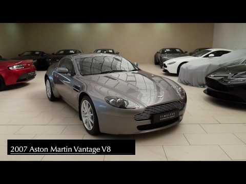 Aston Martin Edinburgh V12 Vantage S With Performance Pack