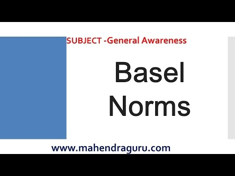 Myth Or Facts : Basel Norms : English Version