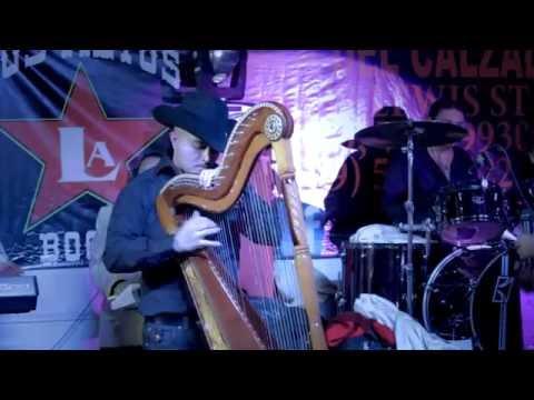 Los Hermanos Jimenez (El Albanil) Gira USA 2013
