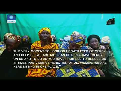 Boko Haram Video We Won't Return, Abducted 'Chibok Girls' Declare thumbnail