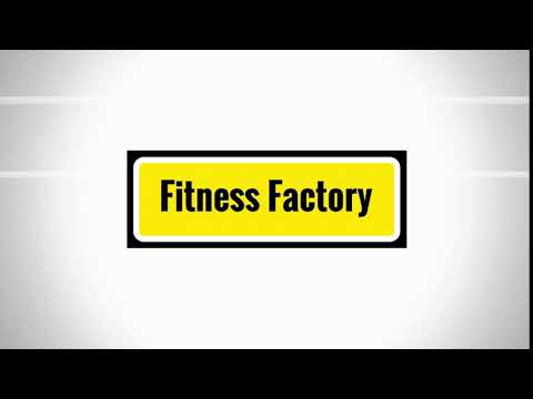 Fitness Factory Logo intro | Video Promo