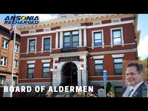 Ansonia Connecticut Board of Aldermen