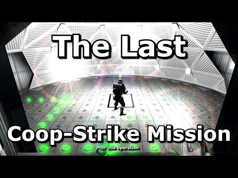 CS:GO's New Coop-Strike Mission