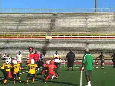 Download Liberty City Warriors 2008 PeeWee Gold Highlights