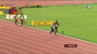 Mo Farah wins 5000 m gold medal - IAAF World Athletics Championships BEIJING 2015