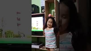 One Day by 4 years old Athena Rheanna #oneday #matisyahu #bibongbata