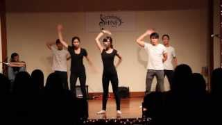 Repeat youtube video Dance Worship- Who Am I