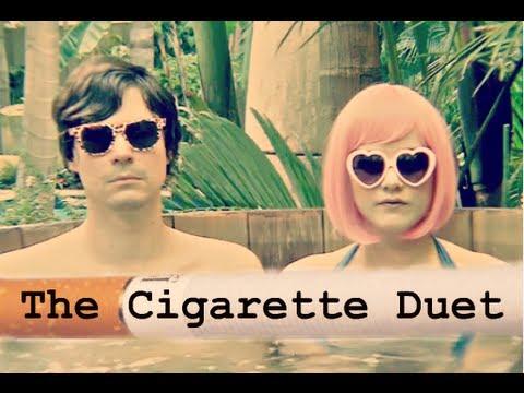 Princess Chelsea- The Cigarette Duet (Lyrics)