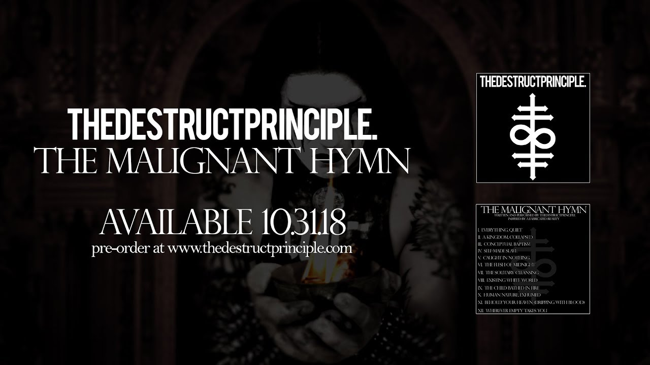 Album Review: The Destruct Principle - The Malignant Hymn