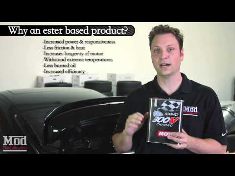 """Motul 300V Oil Review: How Motul Differs from """"Regular"""" Synthetic Oils with Ron"""